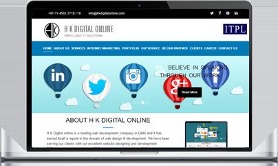 Web Design Company India, E commerce Web Development